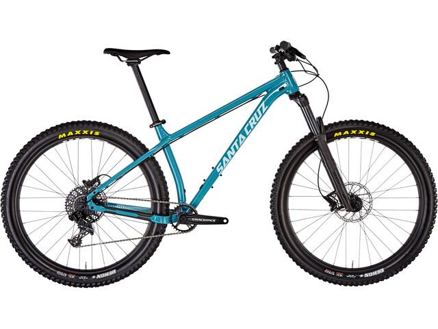 Santa Cruz Chameleon 7 AL D-Kit Plus blue